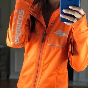 NFL Denver Broncos Performance Soft Shell Jacket